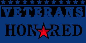 Veterans Honored Logo